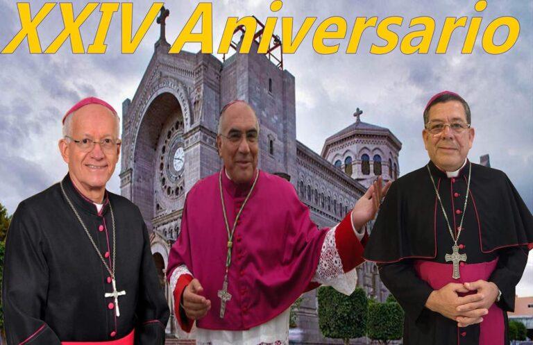 XXIV ANIVERSARIO DE LA DIOCESIS